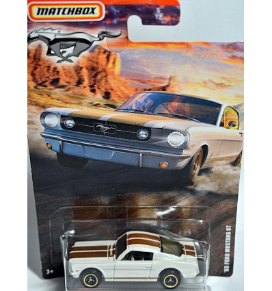 Matchbox 1965 Ford Mustang GT Fastback