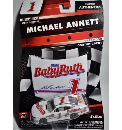 Lionel NASCAR Authentics - Michael Annett Baby Ruth Chevrolet Camaro