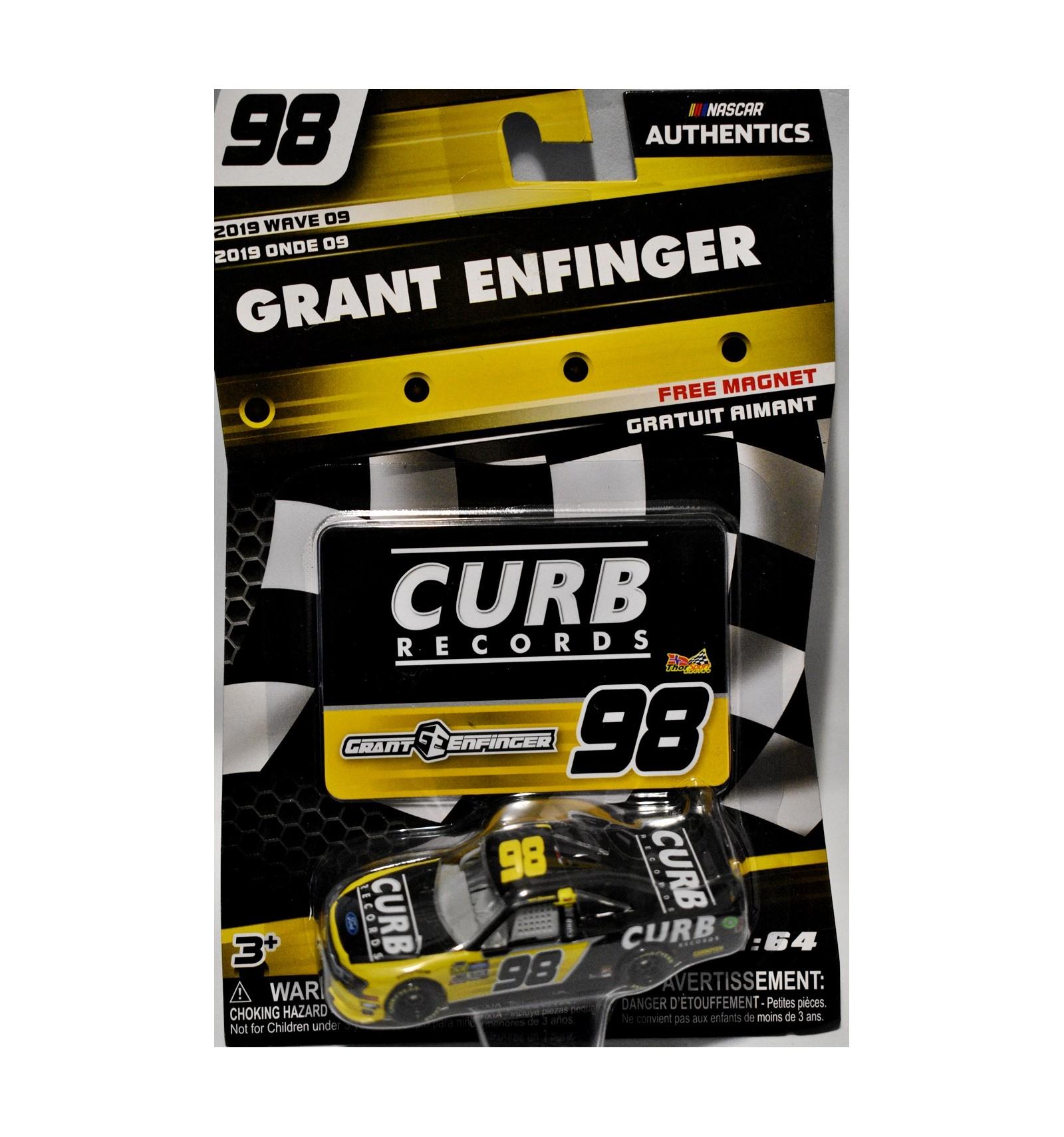 NASCAR Grant Enfinger 2019 Wave 9 1:64 Scale