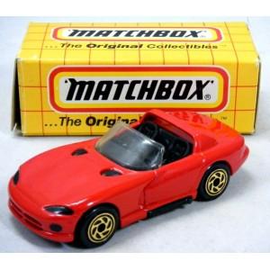 Matchbox Dodge Viper R/T 10