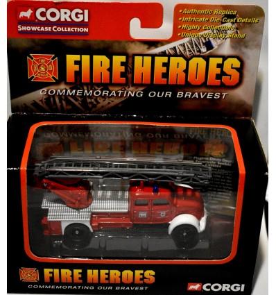 Corgi (90064) Magirus Deutz Aerial Ladder - Feuerwehr Seefeld