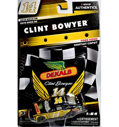 NASCAR Authentics - Clint Bowyer Dekalb Ford Mustang Stock Car