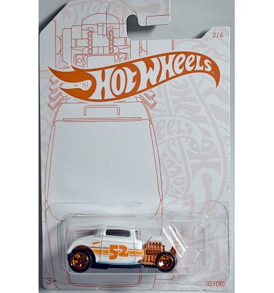 Hot Wheels 52 Anniversary - 32 Ford Coupe Hot Rod