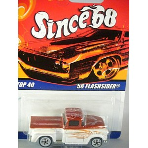 Hot Wheels Since 68 1956 Chevrolet Flashsider Pickup Truck