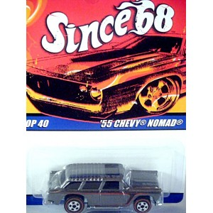 Hot Wheels Since 68 1955 Chevy Nomad Station Wagon