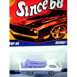 Hot Wheels Since 68 Deora Surfers Pickup Truck