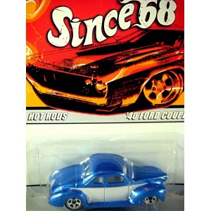 Hot Wheels Since 68 1940 Ford Coupe