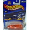 Hot Wheels 2003 First Editions Series - Wild Thing Land Speed Race Car