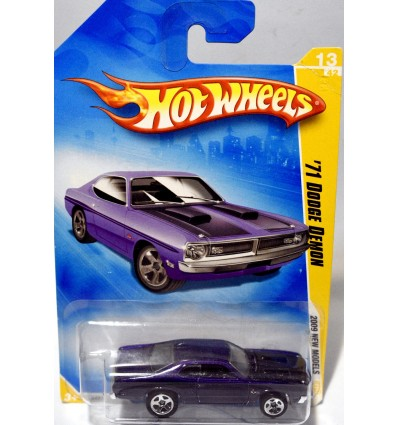 Hot Wheels 2009 First Editions - 1971 Dodge Demon