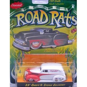 Jada Road Rats Series - 1939 Chevrolet Speed Shop Truck