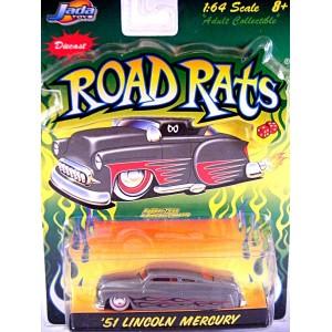 Jada Road Rats - 1951 Lincoln Lead Sled Rat Rod