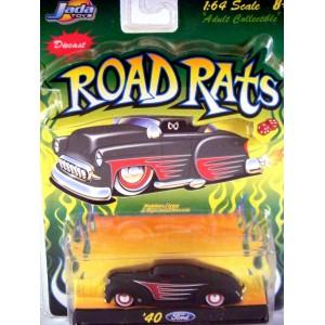 Jada Road Rats 1940 Ford Coupe Rat Rod