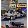 Matchbox Working Rigs - International Workstar Flatbed Auto Transporter