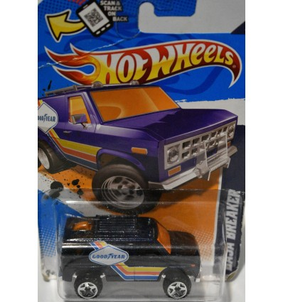 Hot Wheels - Baja Breaker 4x4 Van