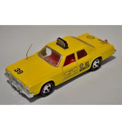 Matchbox Superking - Plymouth Gran Fury Taxi Cab