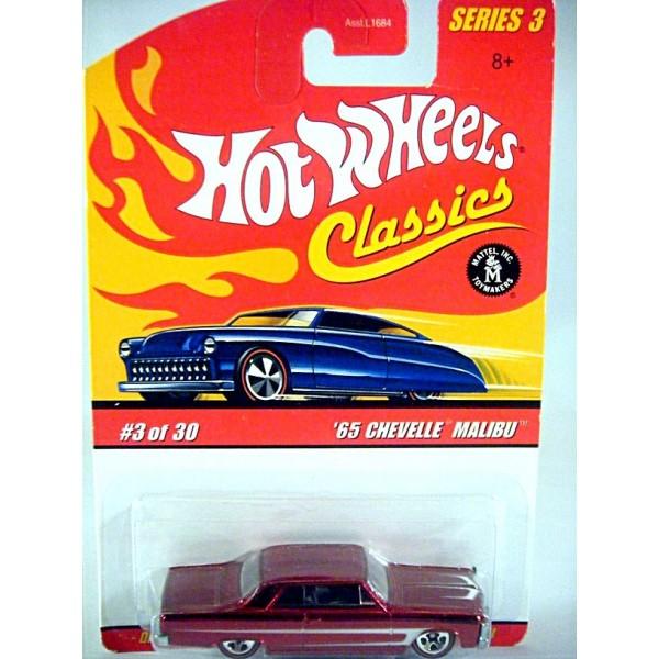 Hot Wheels Classics 1965 Chevrolet Chevelle Malibu