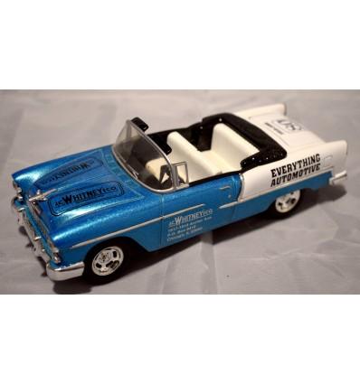Liberty Classics - JC Whitney Promo - 1955 Chevrolet Bel Air Convertible