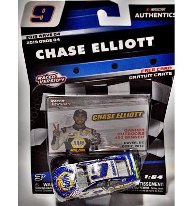 NASCAR Authentics Hendrick Motorsports - Gander Outdoor Dover Winning Chase Elliott NAPA Chevrolet Camaro
