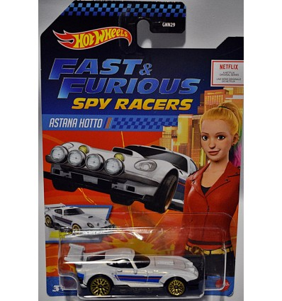 Hot Wheels Premium - Fast & Furious Spy Racers - Astana Hotto - Datsun Fairlady Z
