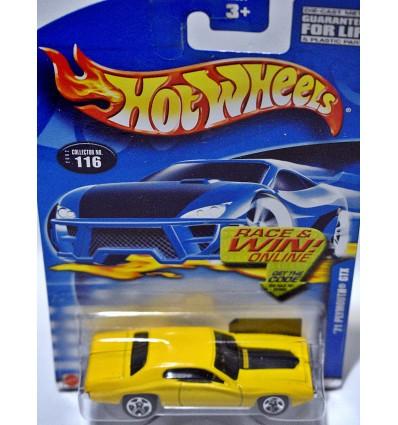 Hot Wheels - 1971 GTX