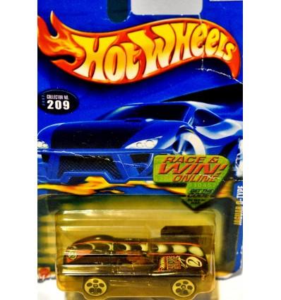 Hot Wheels - Jaguar D-Type