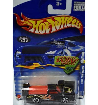 Hot Wheels - Pikes Peak Toyota Tacoma Race Truck