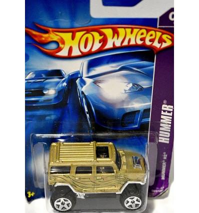 Hot Wheels - Hummer H2 4x4