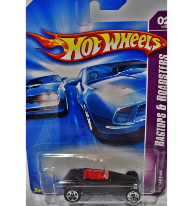 Hot Wheels 33 Ford Loboy Hot Rod Roadster