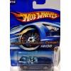 Hot Wheels 2006 First Editions - Chrysler Fire Power