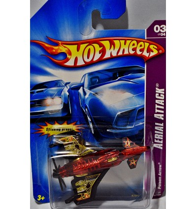 Hot Wheels - Poison Arrow Airplane