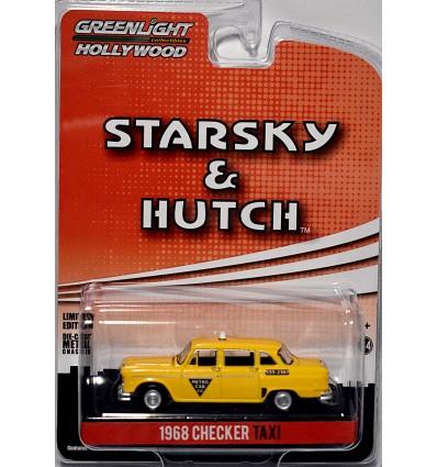 Starsky & Hutch - 1968 Checker Marathon Taxi Cab