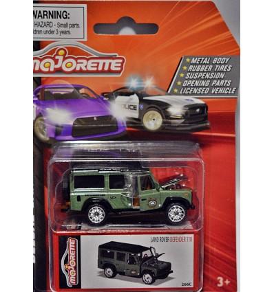 Majorette - Land Rover Defender 110