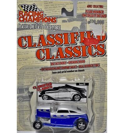 Racing Champions Classified Classics Series - 1932 Ford Speedback Hot Rod