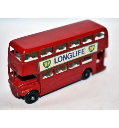 Matchbox Regular Wheels - London Bus BP Longlife (5D-1)