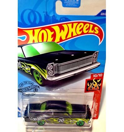 Hot Wheels 1965 Ford Galaxie 500XL