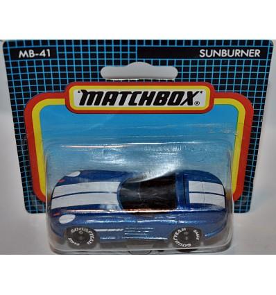 Matchbox - Sunburner (Viper)