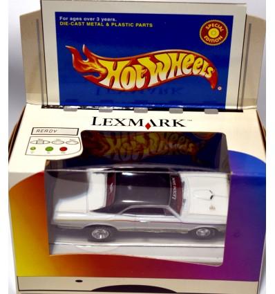 Hot Wheels - Limited Edition Lexmark Promo - 1967 Pontiac GTO