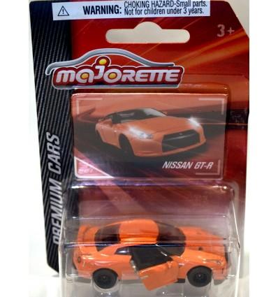 Majorette Limited Editions - Nissan GT-R
