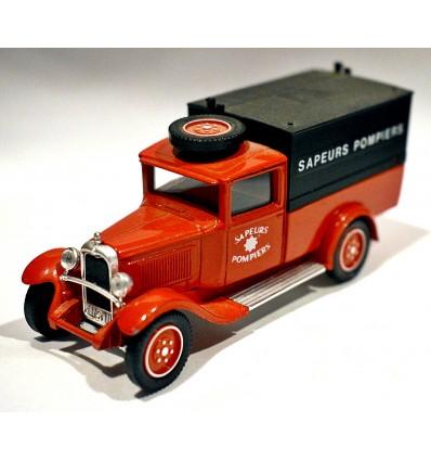 Solido - 1930 Citroen Sapeurs Pompiers Fire Truck
