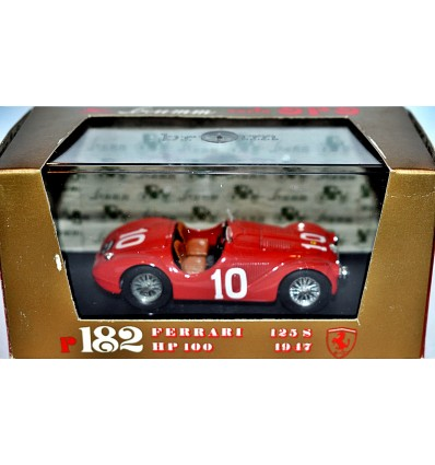 Brumm - 1947 Ferrari 125 S