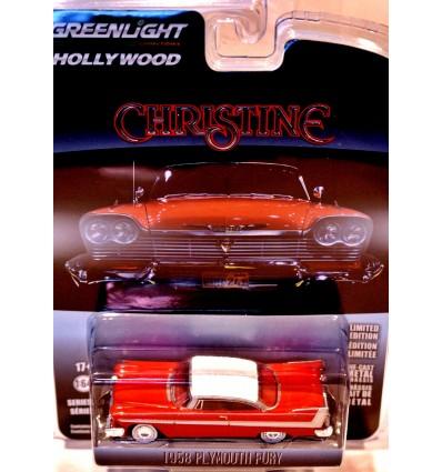 Greenlight Hollywood - Christine - 1958 Plymouth Fury