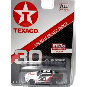 Auto World Promo - Texaco Racing Ford Mustang GT