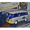 Greenlight - LE 1:43 Scale - Running on Empty - GoodYear Volkswagen 23 Window Samba Bus