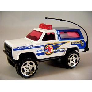 Matchbox Chevrolet Blazer Police Vehicle