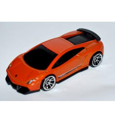 Hot Wheels - Lamborghini Gallardo LP 570-4 Superleggera