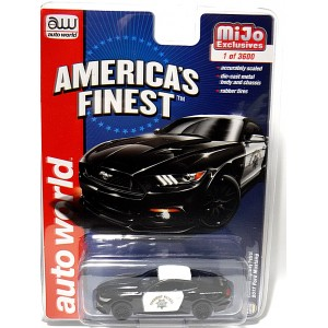 Auto World Promo - 2017 Ford Mustang Highway Patrol Police Car