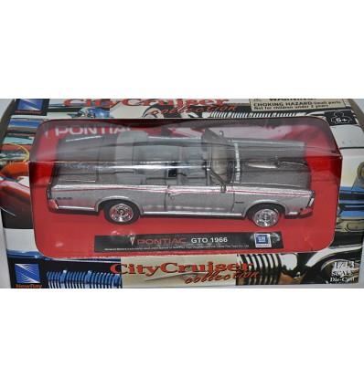 New Ray - 1966 Pontiac GTO Convertible