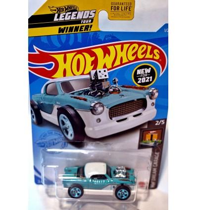 Hot Wheels Legends Tour Winner - The Nash - Nash Metropolitan Custom Hot Rod
