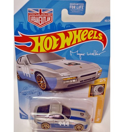 Hot Wheels - Magnus Walker Urban Outlaw - 1989 Porsche 944 Turbo