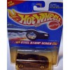 Hot Wheels Steel Stamp Series - Zender Fact 4 Supercar